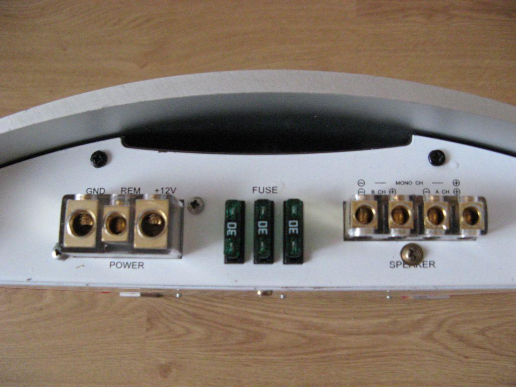 Audiopipe GM-1900 - продано